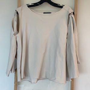 Errant for Free People cold shoulder sweatshirt